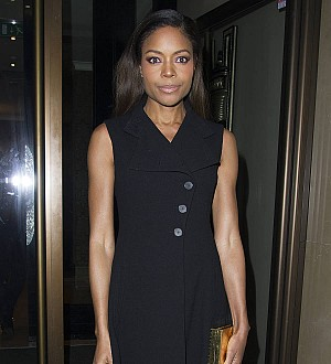 Naomie Harris's mom helped her through Oscar nomination nerves