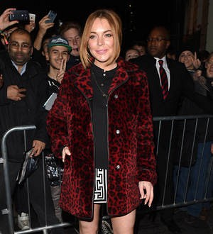 Lindsay Lohan receives favorable report as probation ends