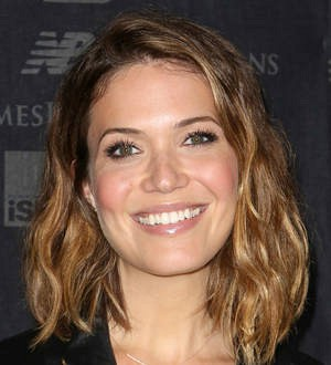 Mandy Moore linked to rocker