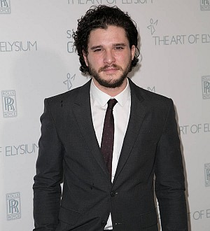 Kit Harington fell asleep as dead Jon Snow on Game of Thrones set