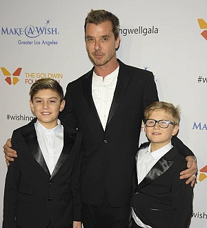 Gavin Rossdale's kids rejected dad's album request