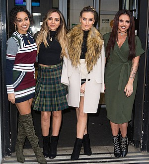 Little Mix's Leigh-Anne Pinnock left red-faced after interview flub