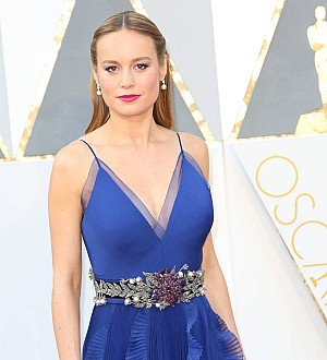 Brie Larson apologises for controversial dolphin photo