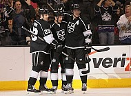 Can the L.A. Kings Clinch Home Ice For the Playoffs?