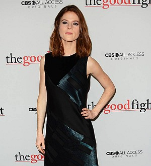 Rose Leslie: 'Actors from all backgrounds need luck'