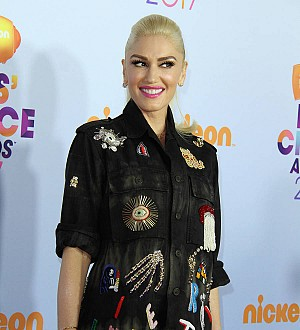 Gwen Stefani still gets nervous before going onstage