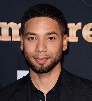 Jussie Smollett almost hung up on Mariah Carey