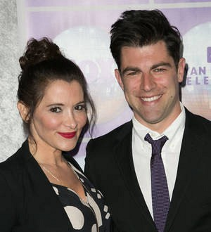 Actor Max Greenfield to be a dad again