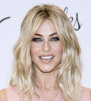 Julianne Hough happy to ditch strict diet