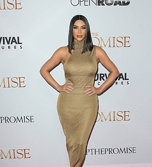 Kim Kardashian: 'It was hard to film Caitlyn Jenner's transition'