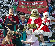 Betty White Honored by the Whos of Whoville!