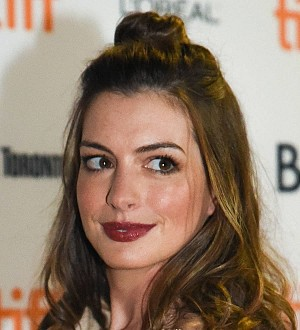 Pregnant Anne Hathaway sparked Colossal concern after tripping onset