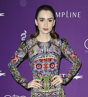 Lily Collins was confronted by school officials over eating disorder