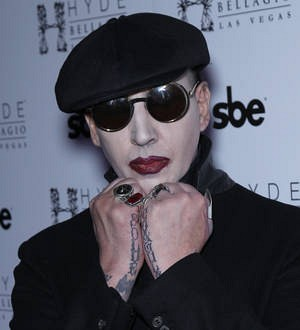 Marilyn Manson wants to bed Madonna