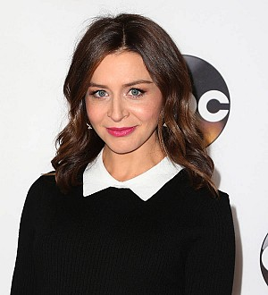 TV doctor Caterina Scorsone gives birth on election day