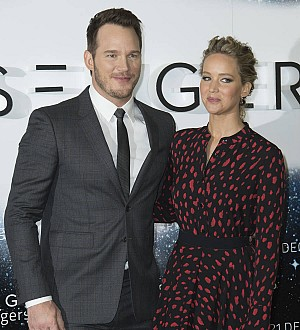 Chris Pratt loves teasing fans with Jennifer Lawrence photo prank