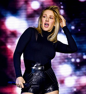 Ellie Goulding's musical reunion with estranged father