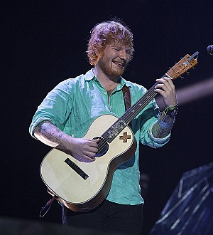 Ed Sheeran writes song for U.K. talent show winner - report