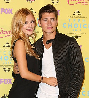Bella Thorne and Gregg Sulkin split