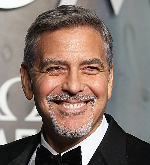 George Clooney is the world's most handsome man