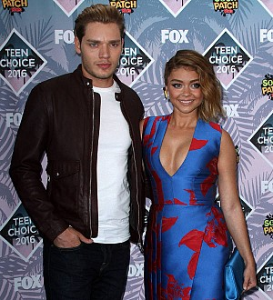 Sarah Hyland and Dominic Sherwood break up - report