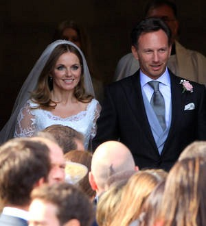 Geri Halliwell serenades new husband with Spice Girls hit - report