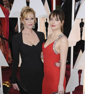 Dakota Johnson snaps at mom over Fifty Shades snub