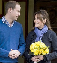 Royal couple to spend Christmas with the Middleton family