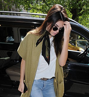 Kendall Jenner: 'Stalker terror has left me traumatised'