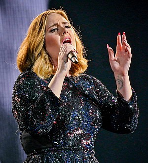 Adele: 'I won't record another Bond theme'