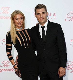 Paris Hilton: 'Sparks flew with Chris Zylka when we met seven years ago'
