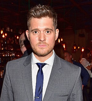 Michael Buble's three-year-old son being treated for liver cancer -  report