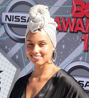 Alicia Keys: 'Becoming a mother made me respect myself'