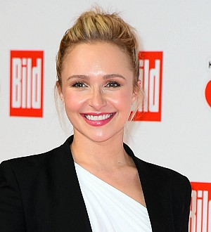 Hayden Panettiere returns to work on Nashville