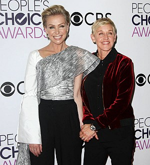 Ellen DeGeneres makes history at 43rd People's Choice Awards