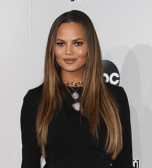 Chrissy Teigen planning to cut back on work in 2017