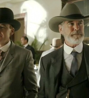 Pierce Brosnan Headlines AMC's Gripping New Western Drama
