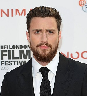 Aaron Taylor-Johnson couldn't go home to family after playing serial killer