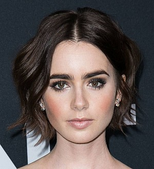 Lily Collins opens up about tough relationships for memoir