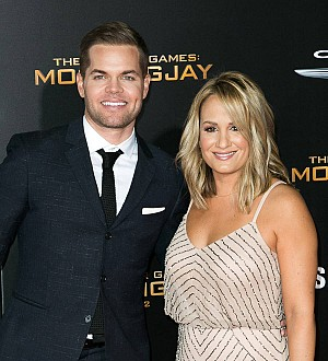 The Hunger Games' Wes Chatham welcomes son