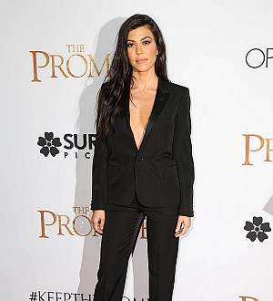 Kourtney Kardashian goes public with rumored new boyfriend