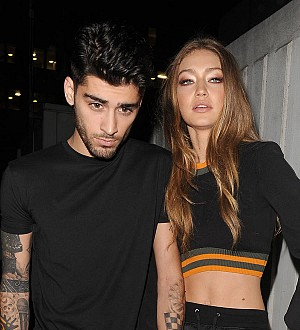 Zayn Malik shows off new 'LOVE' tattoo on his knuckles