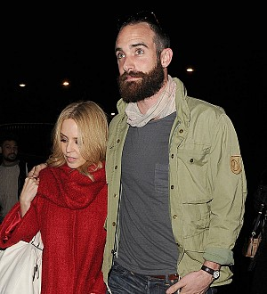 Kylie Minogue and new fiance confirm engagement