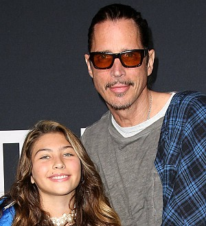 Chris Cornell's daughter pours her heart out in Father's Day love note