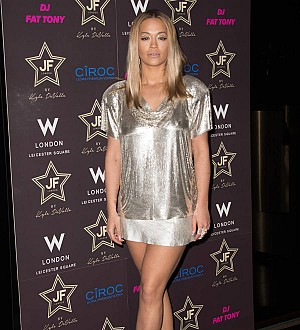 Rita Ora: 'Music allowed me to be open about feelings'