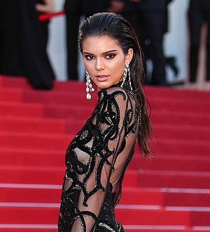 Kendall Jenner pranked at Cannes