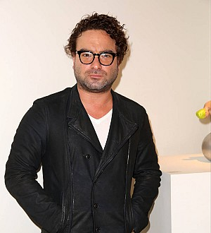 Johnny Galecki glad no one was hurt in fire that destroyed his ranch