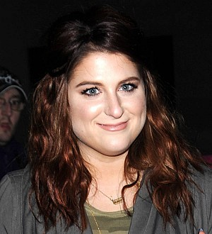 Meghan Trainor kissed Charlie Puth during recording session