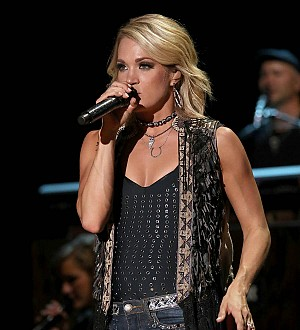 Carrie Underwood and Luke Bryan among CMT artists of the year