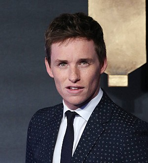Eddie Redmayne receives OBE at Windsor Castle